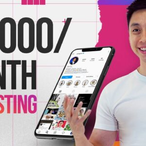 How To Make $1,000 a Month Through INSTAGRAM AFFILIATE MARKETING (No Posting Required)