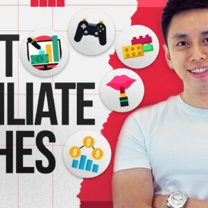 Best NICHES in Affiliate Marketing for Beginners