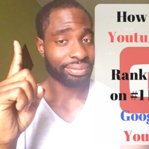 How To Do Youtube SEO And Rank Youtube Videos