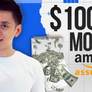 How to Make $1,000 a Month with Amazon Associates Affiliate Marketing