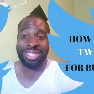 How To Use Twitter For Business - 3 Step Twitter Marketing Guide