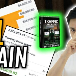 How I Became the #1 Affiliate for Traffic Secrets (Affiliate Marketing EXACT Strategy Revealed)