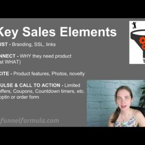 What is Clickfunnels? How to Make Money With Sales Funnels Step-By-Step [The OptIn Page!]