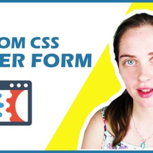 What is Clickfunnels? How to Make Money With Sales Funnels Step-By-Step [Custom CSS Order Form!]