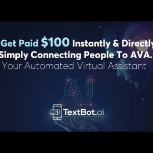 TextBot (AVA) - A.I. SMS Marketing Funnel(s) via TxtBot
