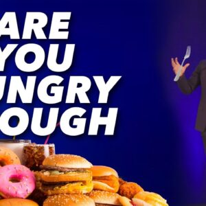 Are You Hungry Enough? - Grant Cardone