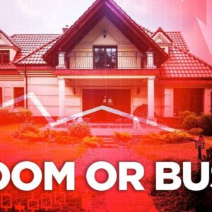 Boom or Bust - Real Estate Investing Made Simple with Grant Cardone