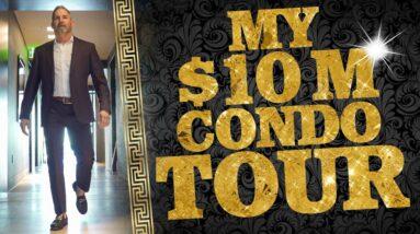 Grant Cardone Tours his 10M Condo