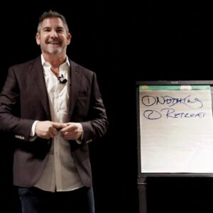 How to never retreat - Grant Cardone