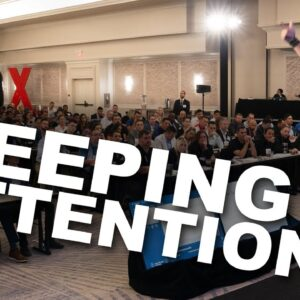 Why you can't keep attention - Grant Cardone