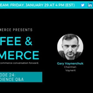 Coffee & Commerce Episode 24: Live Audience Q&A