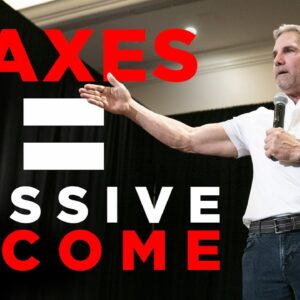 How to turn your tax bill to passive income - Grant Cardone