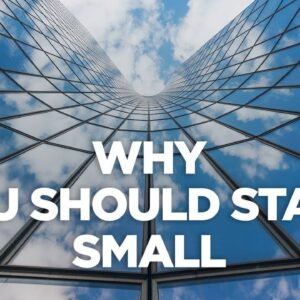 Starting Small in Real Estate - Grant Cardone