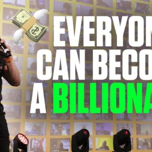 Everyone can become a BILLIONAIRE 💸💸💸 - Grant Cardone