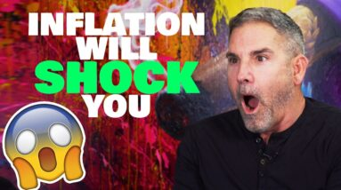 Grant Cardone predicts inflation in 2021