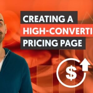 How to Create The Optimial SaaS Pricing Page