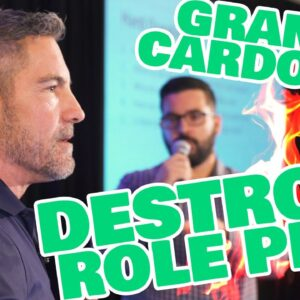 Grant Cardone role play & sales scripts 🔥🔥🔥