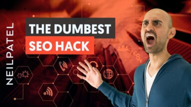 The Dumbest SEO Hack