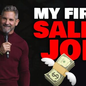 Undercover Billionaire's first sales job - Grant Cardone