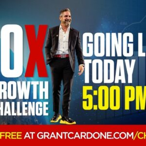 10X Growth Challenge - Day 1
