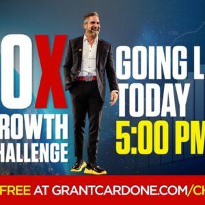 10X Growth Challenge - Day 1