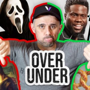Overrated or Underrated: Kevin Hart, NBA Top Shot, Beeple, the Mona Lisa, and More!