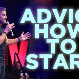 Advice to those wanting to start - Grant Cardone