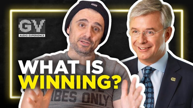 The Former CEO of Best Buy Shares His Definition of Winning | GaryVee Audio Experience: Hubert Joly