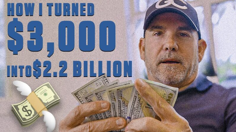 How I Turned $3,000 into $2.2 BILLION - Grant Cardone