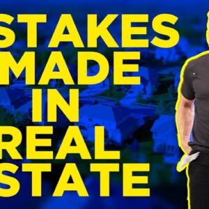 Mistakes I made in Real Estate - Grant Cardone