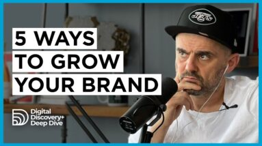 If You're Not Doing Even ONE of the 5 Things in This Video You're Hurting Your Brand | 4Ds