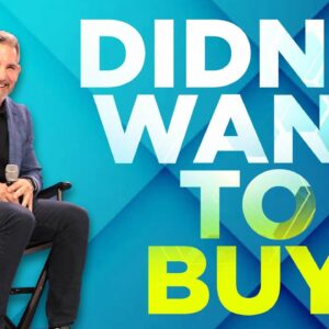 Sold but didn't want to buy - Grant Cardone