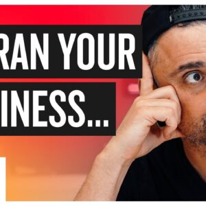What Would GaryVee Do If He Owned Your Business? | NoBullCON