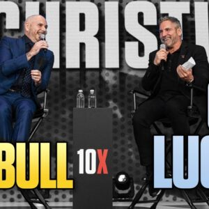 How to be Lucky - Pitbull and Grant Cardone