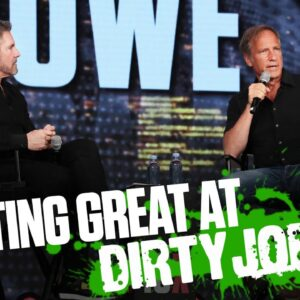 How to get GREAT at a Dirty Job - Mike Rowe and Grant Cardone