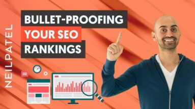 How to Protect Your SEO Rankings (While Using Google to Help You)
