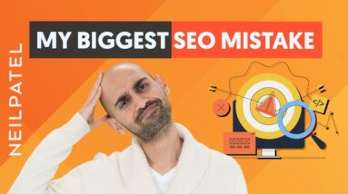 My Biggest SEO Mistake (And Why Your Organic Traffic Might Be Garbage)