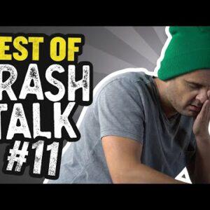 When Filming Trash Talk Goes Wrong #Shorts