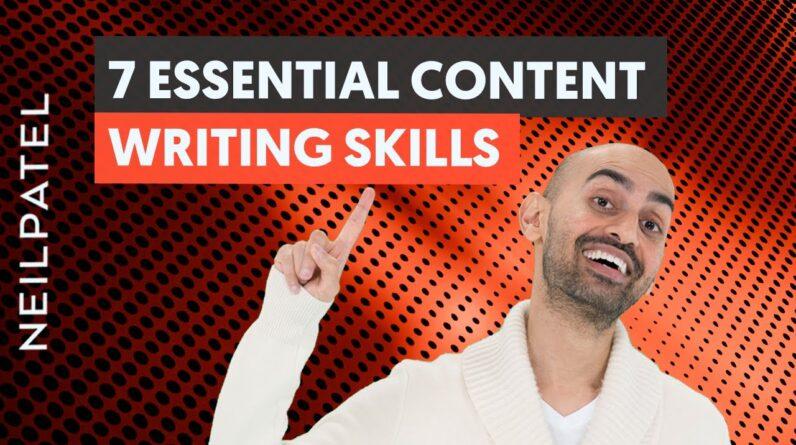 7 Essential Skills Digital Content Writers Need