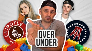 Overrated or Underrated: Addison Rae, Chipotle, Justin Bieber, Barstool, LEGO & More!