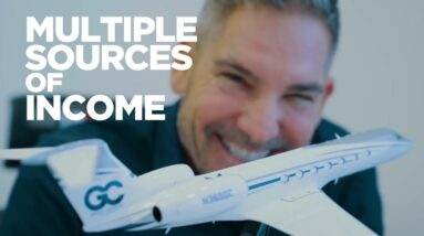 How to create multiple sources of income - Grant Cardone
