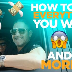 How to get everything you want and more - Grant Cardone