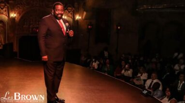 LIVE LIFE ON YOUR TERMS - Les Brown