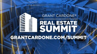 How I went from $3,000 to $2.5 Billion in Real Estate -  Live Trianing with Grant Cardone