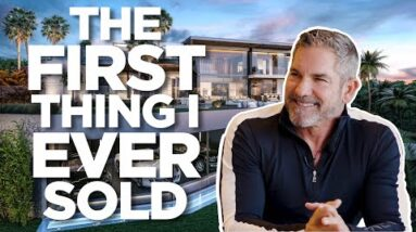 The first thing Grant Cardone EVER sold