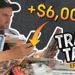 Turning $275 Worth of Manga Books Into More Than $6,000 | Trash Talk #6