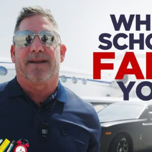 What to do when school fails you - Grant Cardone