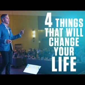 4 things that will change your life - Grant Cardone