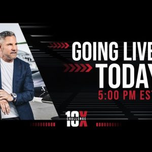 10X Challenge LIVE with Stormy Wellington & Grant Cardone