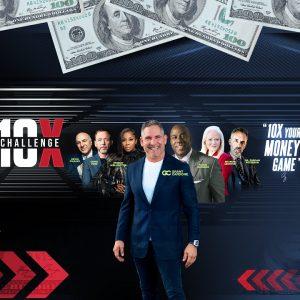 10X MONEY CHALLENGE DAY 1